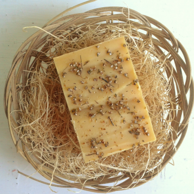 2-Oil Simple Cold Process Soap Recipe