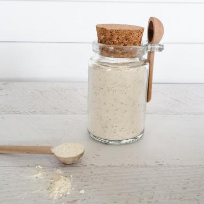 DIY Facial Cleanser Recipe: Green Tea Facial Cleansing Milk