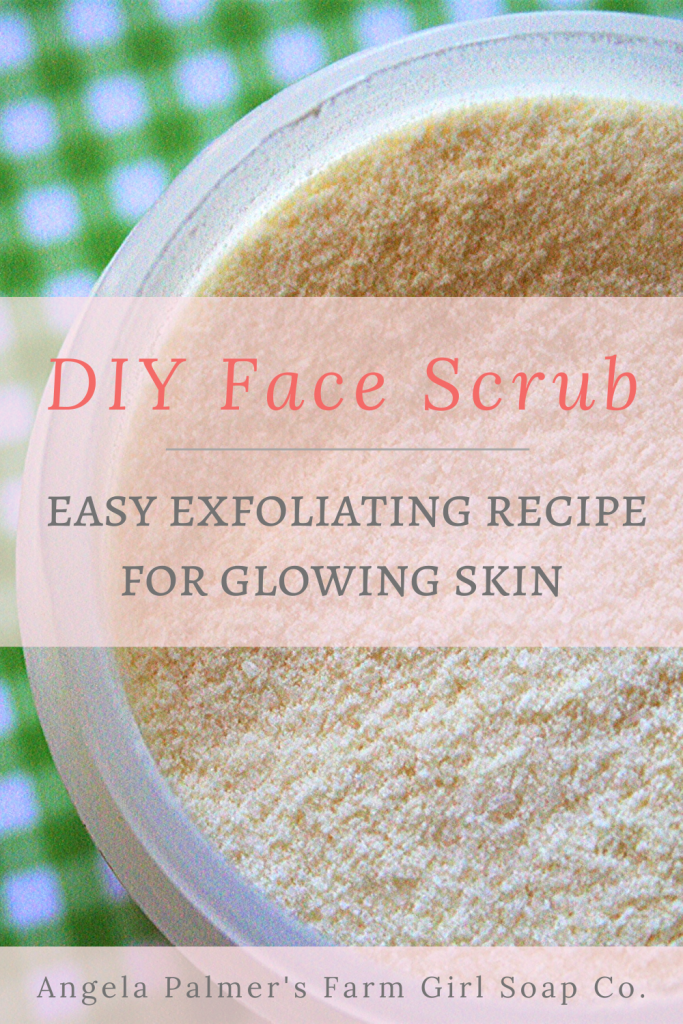 This DIY microdermabrasion recipe is an amazing way to deeply cleanse and exfoliate your skin. It takes just a few simple natural ingredients, is inexpensive to make, and leaves your skin soft, smooth, and glowing. By Angela Palmer at Farm Girl Soap Co.