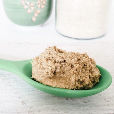 DIY Oatmeal and Aloe Mask Recipe